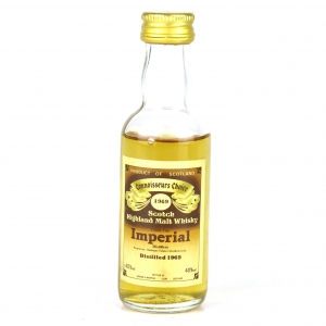 Imperial 1969 Gordon and MacPhail Miniature 5cl