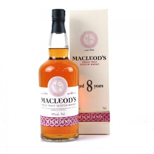 Macleod's 8 Year Old Highland Single Malt