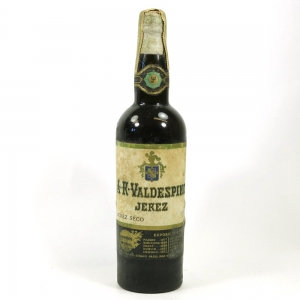 Valdespino Sherry Seco 1950s