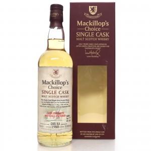 Caol Ila 1980 Mackillop's Choice