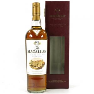Macallan 10 Year Old The Vintners Room