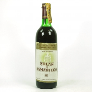 Solar De Samaniego Rioja 1970