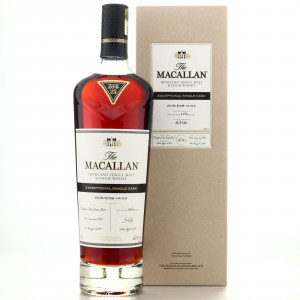 Macallan 1997 Exceptional Cask #14-03/ 2019 Release
