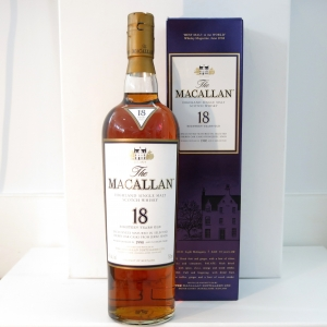 Macallan 1990 18 Year Old (US Import) 75cl