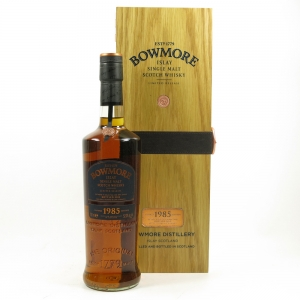 Bowmore 1985 26 Year Old Front