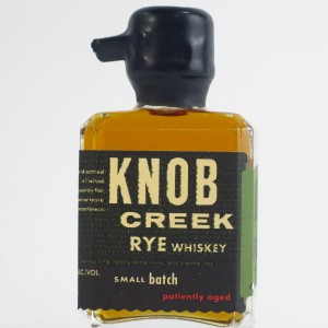 Knob Creek Rye Miniature 5cl