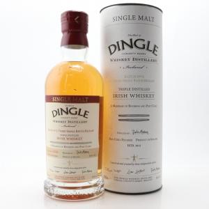 Dingle Irish Single Malt Small Batch No. 3 / Bourbon and Port Casks