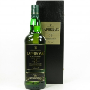 Laphroaig 25 Year Old 2014 Release / US Import 75cl
