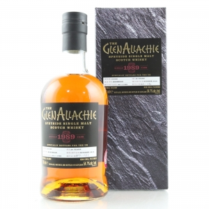 Glenallachie 1989 Single Cask 28 Year Old #101040 / UK Exclusive