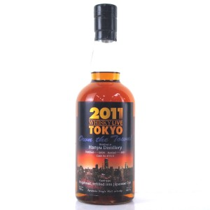 Hanyu 2000 Single Cask #9510 Whisky Live Tokyo / Own The Town