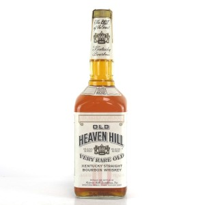 Old Heaven Hill 10 Year Old 1990s