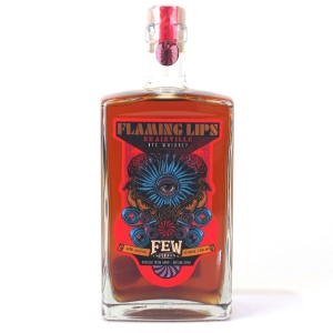 FEW and The Flaming Lips Brainville Rye Whiskey