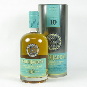 Bruichladdich 10 Year Old Front