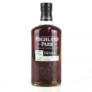 Highland Park 2002 Single Cask 13 Year Old #6403 / Swedish Exclusive