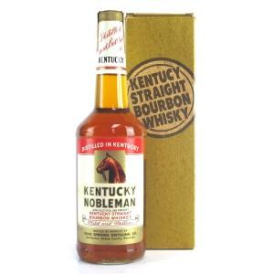 Kentucky Nobleman 4 Year Old Bourbon 1990s