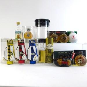 Miscellaneous Scotch Golf Miniatures 11 x 5cl