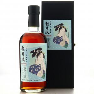 Karuizawa 2000 Single Sherry Cask #2267 / Miyaki Odori Geisha Label