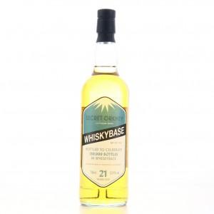 Orkney Single Malt 1998 Whiskybase 21 Year Old / 130,000 Bottles