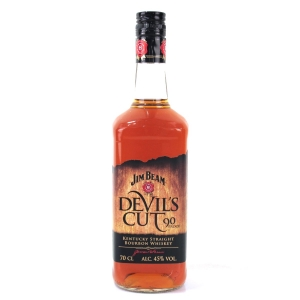 Jim Beam Devil's Cut 90 Proof