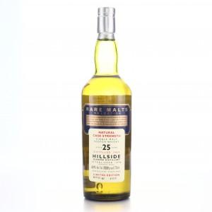 Glenesk-Hillside 1969 Rare Malt 25 Year Old 75cl / 61.9% - US Import