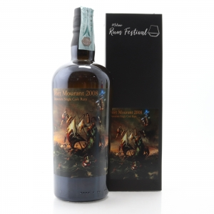 Diamond 2008 Port Mourant Single Cask 10 Year Old / Milano Rum Festival