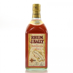 J.Bally Rhum Martinique Rum 1975