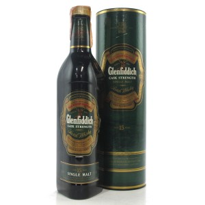 Glenfiddich 15 Year Old Cask Strength