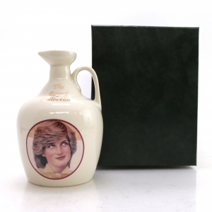 Macallan 10 Year Old Royal Collection Decanter / Princess Diana