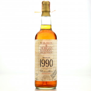 Glenrothes 1990 Wilson and Morgan Sherry Wood