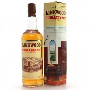Linkwood 12 Year Old 1980s