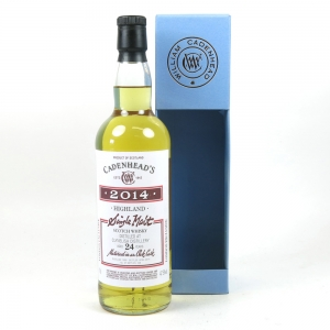 Clynelish 1990 Cadenhead's 24 Year Old
