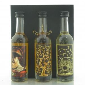 Compass Box Malt Whisky Collection Miniatures 3 x 5cl
