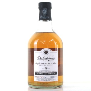 Dalwhinnie 15 Year Old Cask Strength / Friends of the Classic Malts 2002