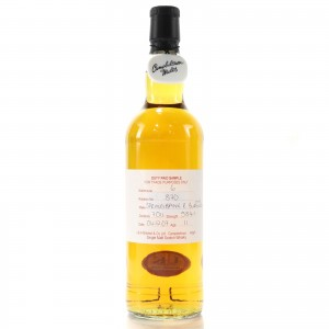 Springbank 2007 Duty Paid Sample 11 Year Old / Refill Burgundy Hogshead