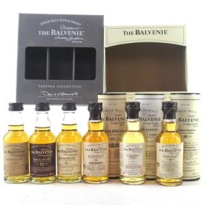 Balvenie Miniature Selection 6 x 5cl