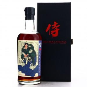 Karuizawa 1984 Single Sherry Cask 30 Year Old #3656 / Samurai
