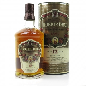 Robbie Dhu 12 Year Old 1 Litre