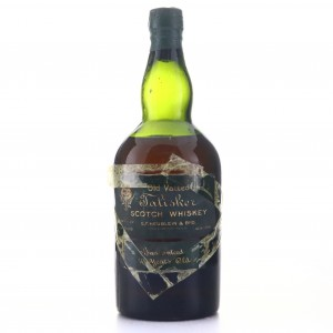 **Talisker 10 Year Old circa 1920s / US Import
