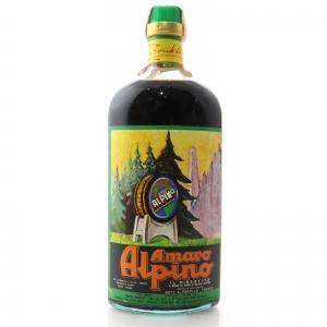 Pontillo Amaro Alpino 1980s