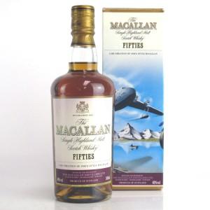 Macallan Decades Fifties