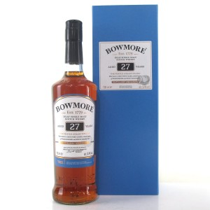 Bowmore 1990 Port Casks 27 Year Old / Feis Ile 2017