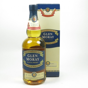 Glen Moray 12 Year Old Chenin Blanc Front