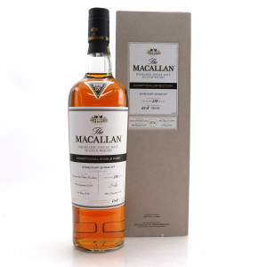 Macallan 2005 Exceptional Cask #21156-07 75cl / 2018 Release - US Import