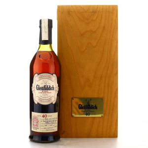 Glenfiddich 40 Year Old Rare Collection 2004