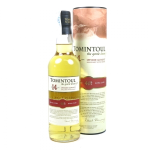 Tomintoul 14 Year Old Front