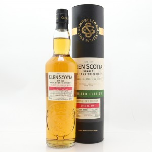 Glen Scotia 2005 Single Cask #818