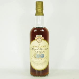 Macallan Royal Marriage 75cl front