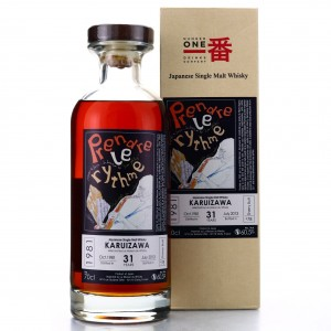 Karuizawa 1981 Single Cask 31 Year Old #78 / Prendre le Rythme