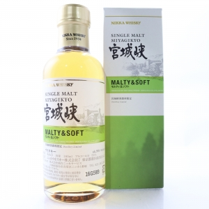 Miyagikyo Malty and Soft 50cl