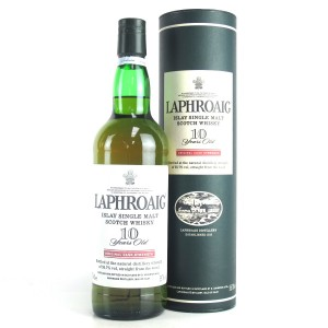 Laphroaig 10 Year Old Original Cask Strength / 55.7%